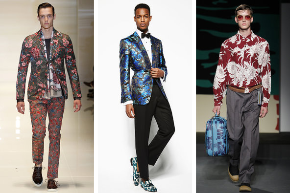 2014 Men's Fashion Trends but many modern men are
